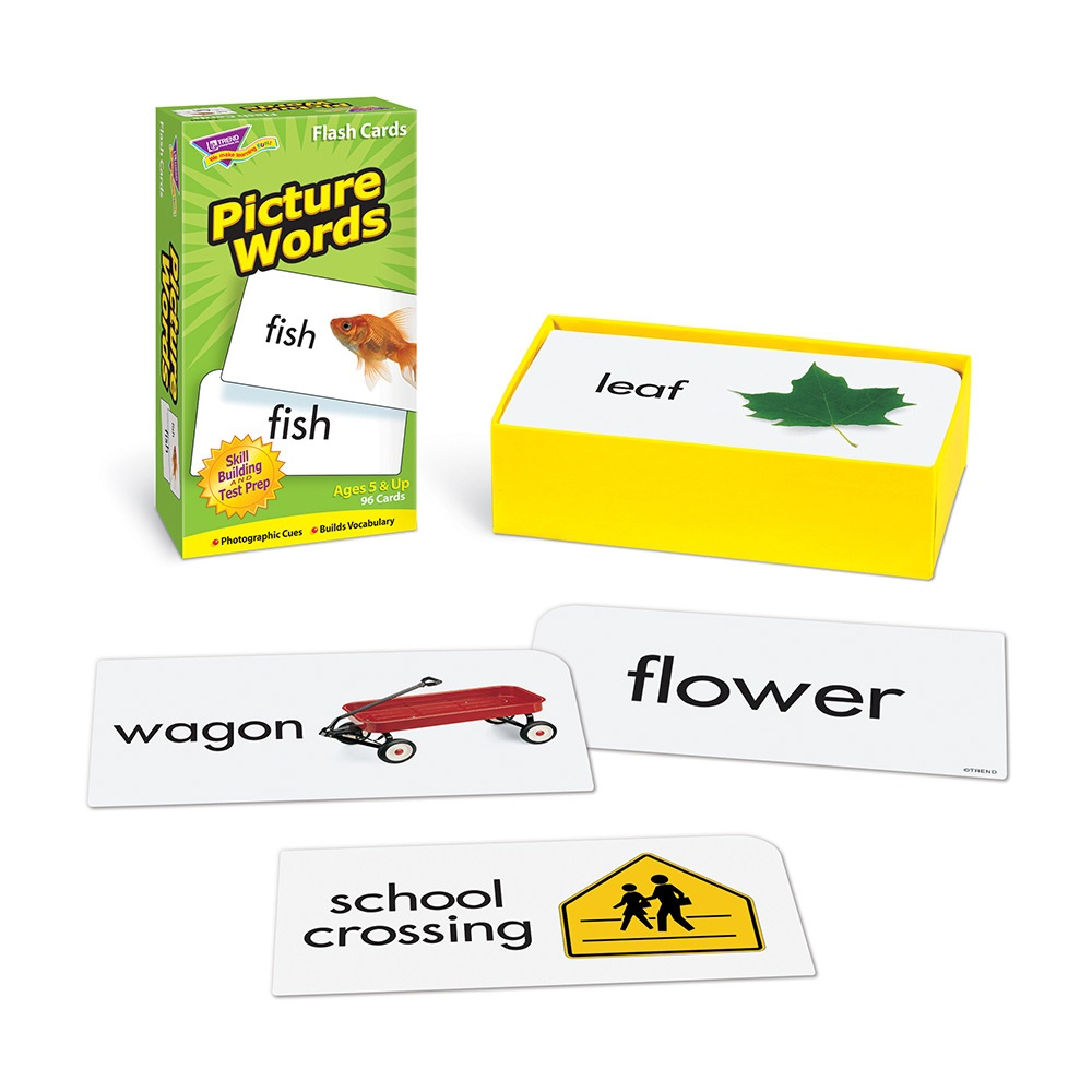Skill Drill Flash Cards